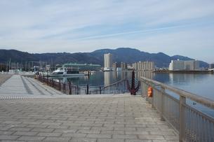 大津港の写真素材 [FYI00203885]