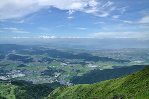 北近江俯瞰風景の写真素材 [FYI00203896]