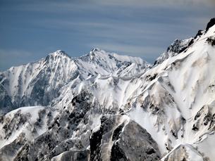 後立山連峰の写真素材 [FYI00203916]