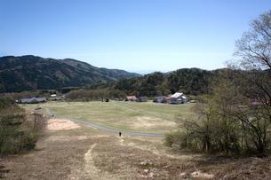 マキノ高原俯瞰の写真素材 [FYI00203989]