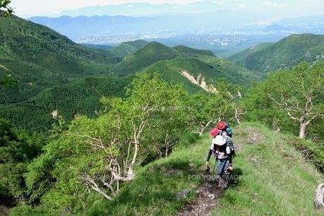 八ヶ岳クライミングの写真素材 [FYI00204161]