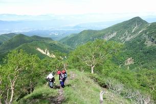 八ヶ岳クライミングの写真素材 [FYI00204179]