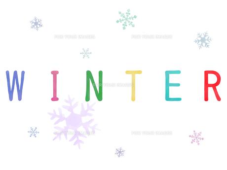 winterの素材 [FYI00204659]