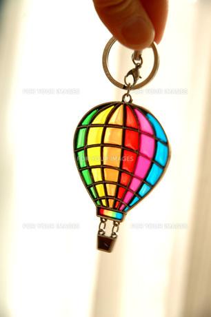気球の写真素材 [FYI00204683]