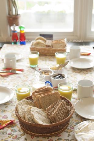 朝食の写真素材 [FYI00205699]