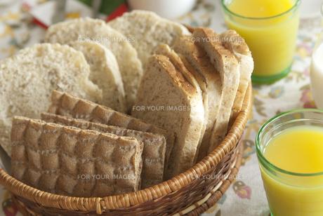 パンの写真素材 [FYI00205705]