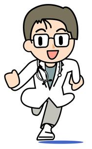 前進 医者の写真素材 [FYI00205910]
