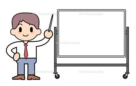学習塾 黒板の写真素材 [FYI00205948]