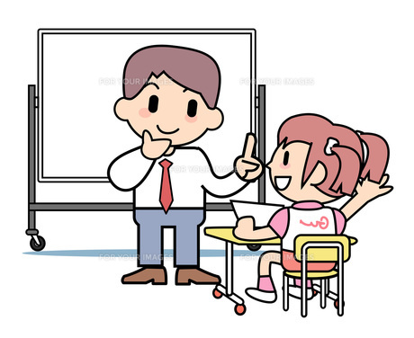 学習塾 個人指導の写真素材 [FYI00205953]