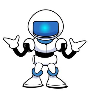 ロボット 説明の素材 [FYI00206009]