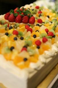 ウェディングケーキの写真素材 [FYI00206087]