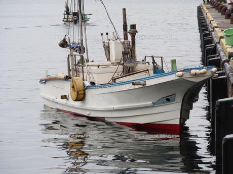漁船の写真素材 [FYI00206121]