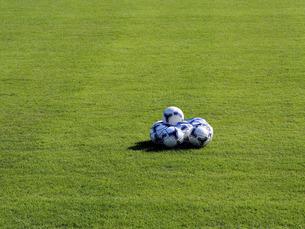 サッカーボールの写真素材 [FYI00206124]