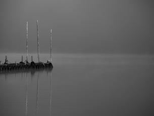 浮桟橋の写真素材 [FYI00206153]