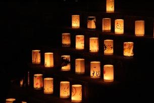 カラコロ広場の灯籠の素材 [FYI00206195]