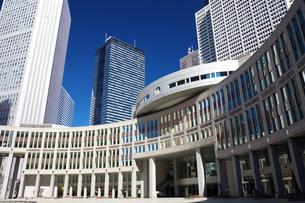 東京都議会議事堂の写真素材 [FYI00206232]