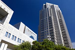 東京都庁第二本庁舎の写真素材 [FYI00206239]
