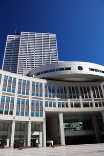 東京都議会議事堂の写真素材 [FYI00206240]