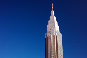 NTTドコモ代々木ビルの写真素材 [FYI00206252]