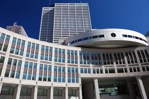 東京都議会議事堂の写真素材 [FYI00206262]