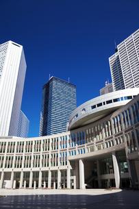 東京都議会議事堂の写真素材 [FYI00206263]