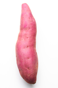 サツマイモ(白バック)の素材 [FYI00206397]