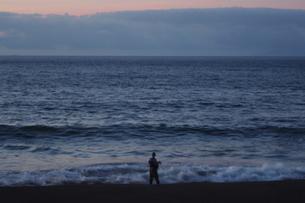 大海に向かうの写真素材 [FYI00206895]