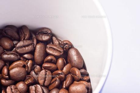 コーヒー豆の写真素材 [FYI00206976]