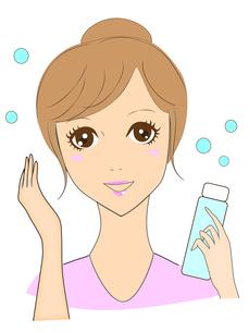 化粧水の写真素材 [FYI00206992]