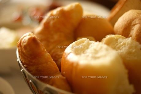 パンの盛り合わせの写真素材 [FYI00207140]