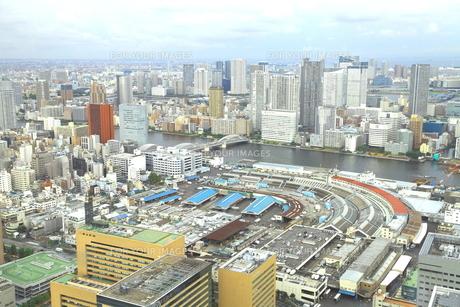 東京ウォーターフロントの眺めの写真素材 [FYI00207148]