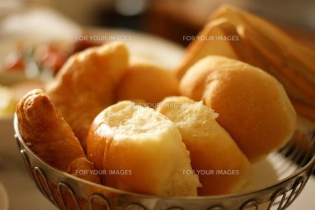 パンの盛り合わせの写真素材 [FYI00207149]