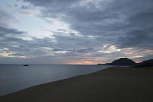 鳥取県鳥取市 鳥取砂丘の写真素材 [FYI00207321]