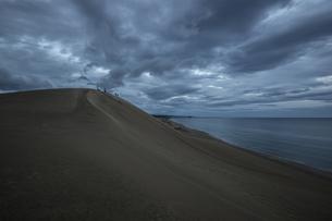 鳥取県鳥取市 鳥取砂丘の写真素材 [FYI00207330]