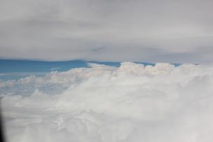 雲上の写真素材 [FYI00207352]