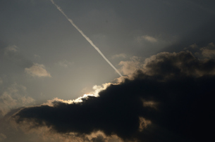 空と雲の写真素材 [FYI00207370]