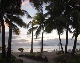グアムビーチの写真素材 [FYI00207415]