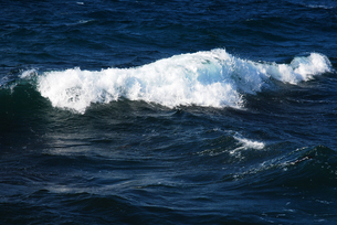 寄せる波の写真素材 [FYI00207866]