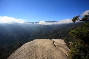 太鼓岩よりの眺望の写真素材 [FYI00207935]