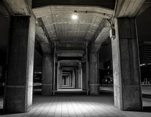 高架橋の写真素材 [FYI00207943]