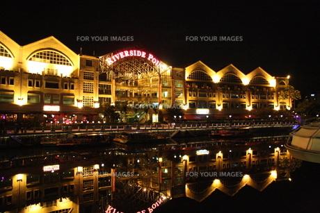 シンガポール クラークキーの写真素材 [FYI00207987]