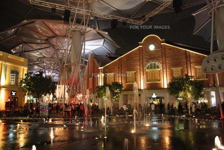 シンガポール クラークキーの写真素材 [FYI00207996]