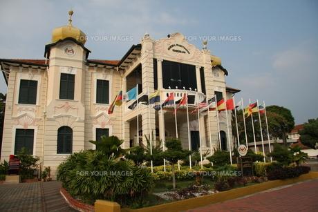 マラッカ 独立記念館の写真素材 [FYI00208003]