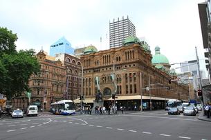 シドニーの街角の写真素材 [FYI00208060]