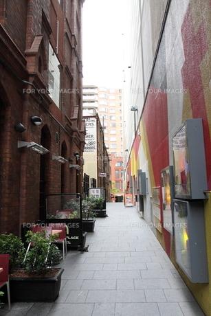 シドニーの裏通りの写真素材 [FYI00208067]