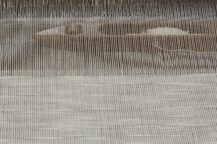 手織り作業の写真素材 [FYI00208940]