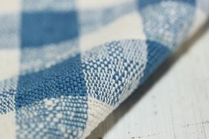 手織り布の写真素材 [FYI00208953]
