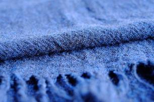 ウールの手織り布の写真素材 [FYI00209136]