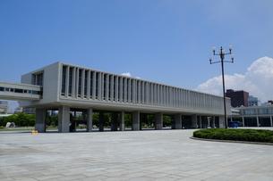 広島平和資料館の写真素材 [FYI00209146]