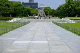 広島平和公園の写真素材 [FYI00209148]
